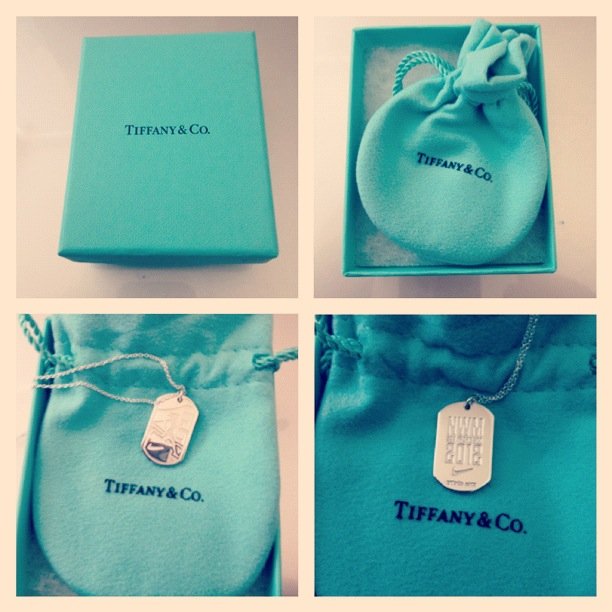 Tiffany Finisher Necklace :-)