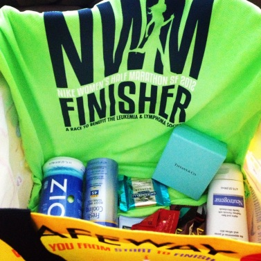 Finisher Goodies