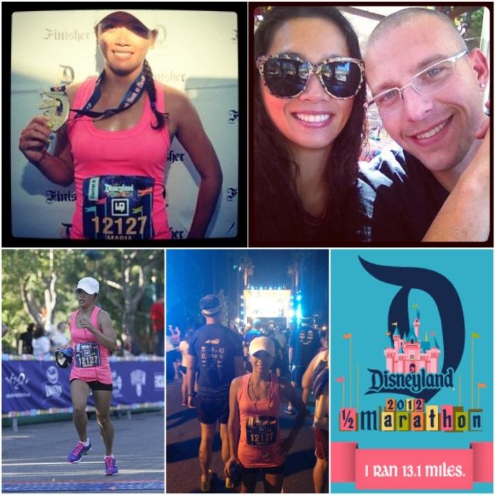 1st Half Marathon