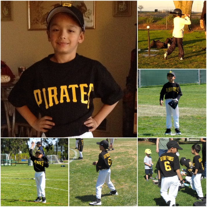 Gio's 2nd Season of Tball