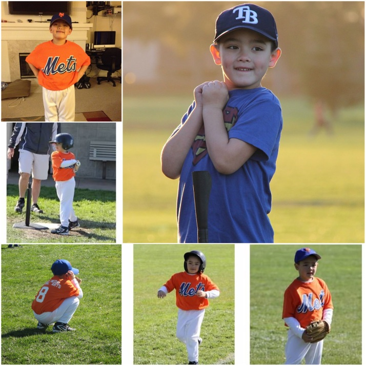 Seppe's 1st Season of TBall