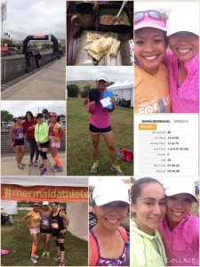 Sirena 18 miler. Sick and still placed 1st in my age group. Decided to run a full after this race.